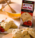 Truly Organic Baking Organic Scone Mix